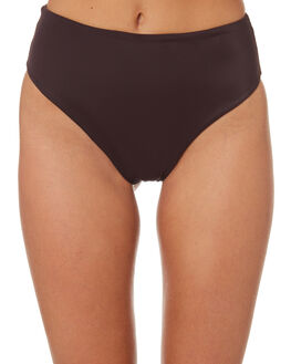 AUBERGINE OUTLET WOMENS SKYE AND STAGHORN BIKINI BOTTOMS - SS139-AAUB