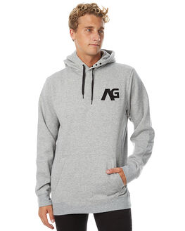 GREY HEATHER MENS CLOTHING ANALOG JUMPERS - 172361063