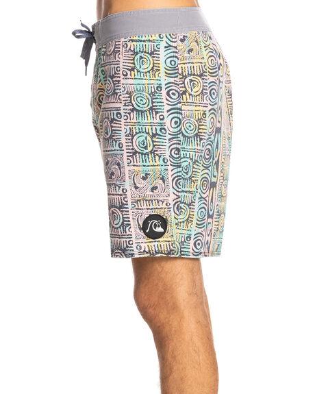 POPCORN MENS CLOTHING QUIKSILVER BOARDSHORTS - EQYBS04607-YEM6