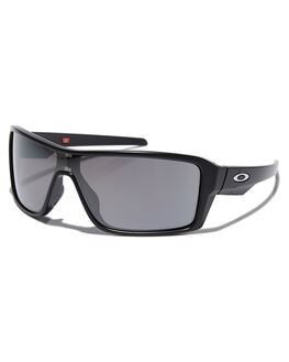 MATTE BLACK PRIZM MENS ACCESSORIES OAKLEY SUNGLASSES - 0OO9419-0827