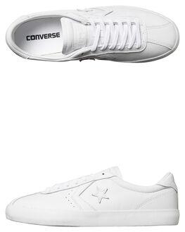 WHITE WOMENS FOOTWEAR CONVERSE SNEAKERS - SS157801WHTW