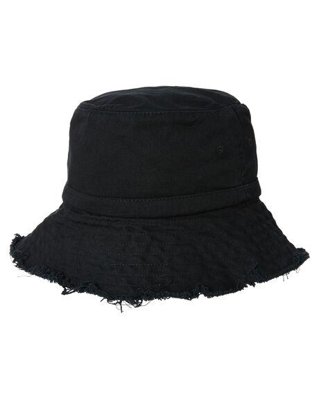 BLACK WOMENS ACCESSORIES HURLEY HEADWEAR - CU071010