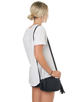 BLACK WOMENS ACCESSORIES THERAPY BAGS + BACKPACKS - 10980BLK