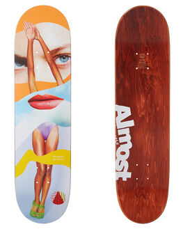 YOUNESS BOARDSPORTS SKATE ALMOST DECKS - 100231120YOU