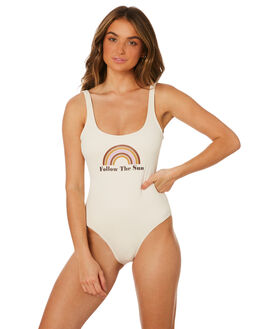 WHITE SWAN WOMENS SWIMWEAR BILLABONG ONE PIECES - 6595569WHS