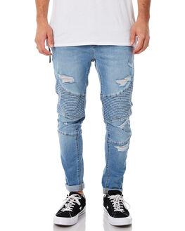 KICKER CHALK MENS CLOTHING A.BRAND JEANS - 811763765