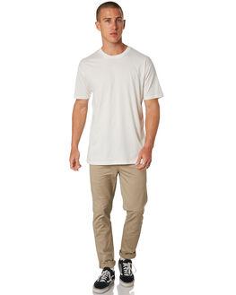 NATURAL MENS CLOTHING AS COLOUR TEES - 5001NATR