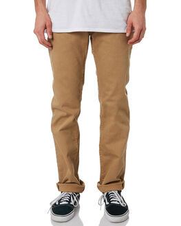 CAMEL MENS CLOTHING BILLABONG JEANS - 9565352CAM