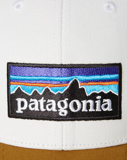 WHITE KASTANOS MENS ACCESSORIES PATAGONIA HEADWEAR - 38016WHIK