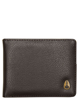 BROWN MENS ACCESSORIES NIXON WALLETS - C2964400