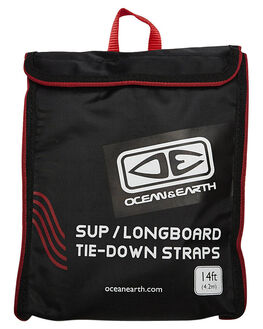BLACK BOARDSPORTS SURF OCEAN AND EARTH BOARD RACKS - SARX19BLK