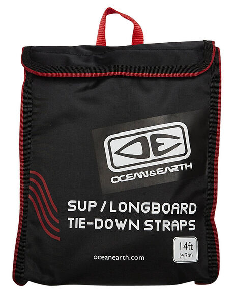BLACK BOARDSPORTS SURF OCEAN AND EARTH BOARD RACKS - SARX19BLK