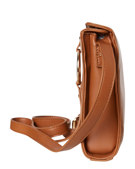 TAN WOMENS ACCESSORIES THERAPY BAGS + BACKPACKS - SOLE-B0002TAN