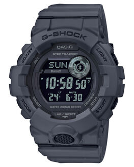 BLACK MENS ACCESSORIES G SHOCK WATCHES - GBD-800UC-8DRBLK