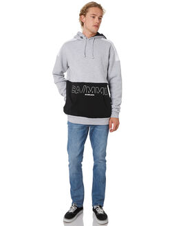 GREY MARLE MENS CLOTHING ST GOLIATH JUMPERS - 4330062GRM