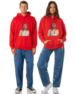 BRILLIANT RED UNISEX ADULTS LEVI'S  - 84389-0002BRED