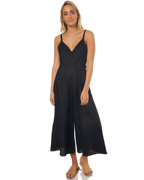 EBONY WOMENS CLOTHING ARNHEM PLAYSUITS + OVERALLS - 000132EBO