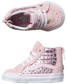 PINK MIST KIDS TODDLER GIRLS VANS FOOTWEAR - VN-02R3NFKPINK