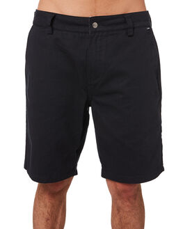 DEEP NAVY MENS CLOTHING AFENDS SHORTS - M183305DNAVY
