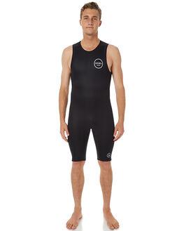 BLACK XCEL SURF WETSUITS XCEL SPRINGSUITS - MN208AX5BSL