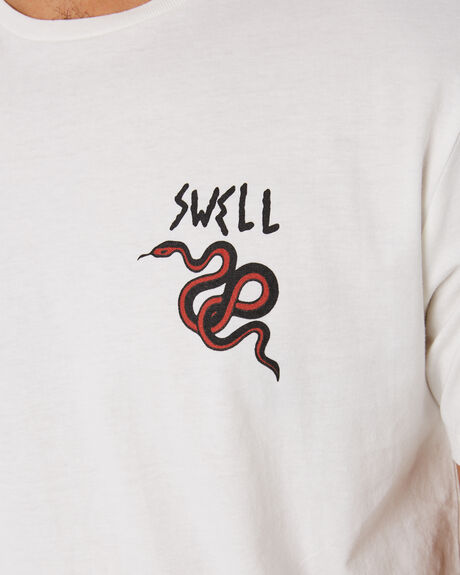 OFF WHITE MENS CLOTHING SWELL TEES - S5202014OFFWH