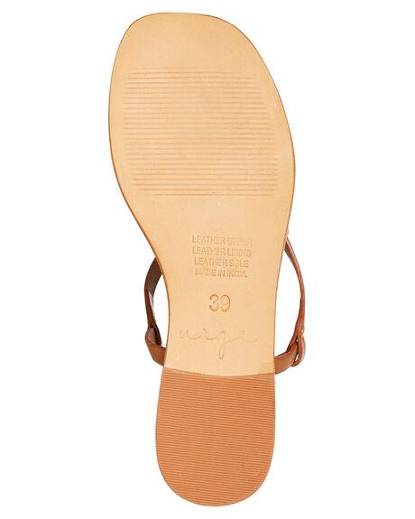 TAN WOMENS FOOTWEAR URGE FASHION SANDALS - URG19045TAN