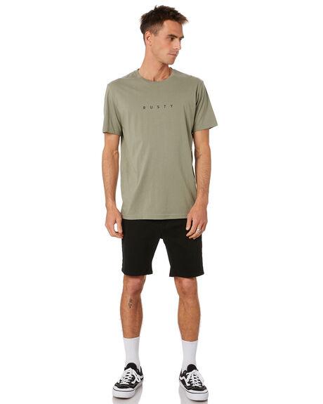 SAVANNA MENS CLOTHING RUSTY TEES - TTM2357SAV