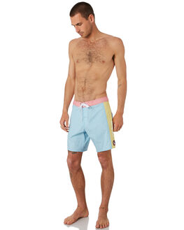SKY MENS CLOTHING TOWN AND COUNTRY BOARDSHORTS - TBO411BSKY
