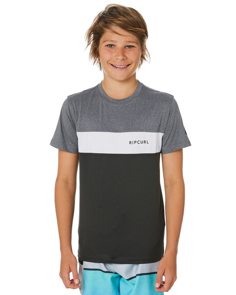 CHARCOAL GREY BOARDSPORTS SURF RIP CURL BOYS - WLY9FB0084