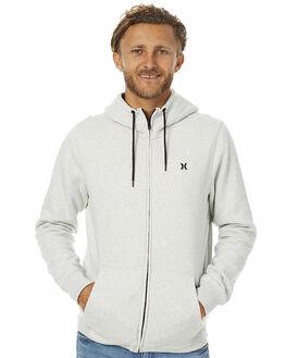 WHITE MENS CLOTHING HURLEY JUMPERS - MFT0007100