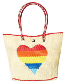 MULTI WOMENS ACCESSORIES SKIPPING GIRL BAGS - RAINBOWCRRYMLT