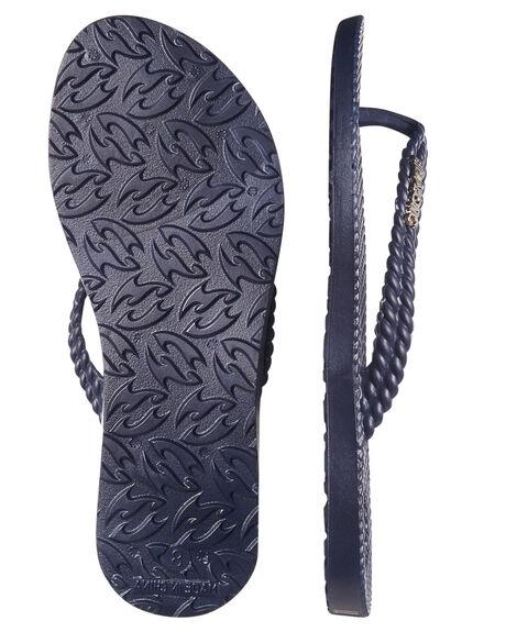 PEACOAT WOMENS FOOTWEAR BILLABONG THONGS - 6661856PEC