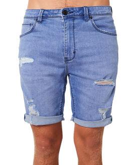 X BLUE MENS CLOTHING A.BRAND SHORTS - 811554063