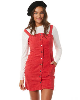 RED WOMENS CLOTHING THE FIFTH LABEL DRESSES - 40180329RED