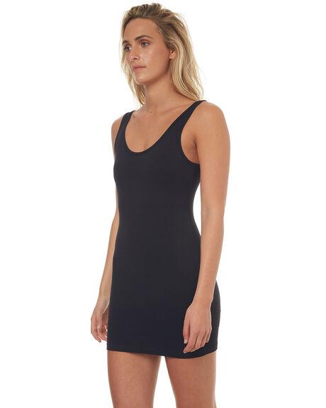 BLACK WOMENS CLOTHING BETTY BASICS DRESSES - BB203BLK