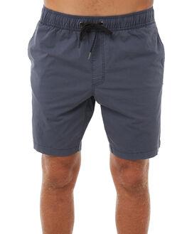 WASHED SLATE MENS CLOTHING BILLABONG SHORTS - 95727156WS