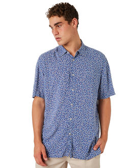 POLKA PARTY MENS CLOTHING BARNEY COOLS SHIRTS - 307-CR4POLKA