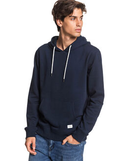NAVY BLAZER MENS CLOTHING QUIKSILVER JUMPERS - EQYFT04081-BYJ0