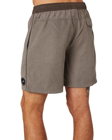 FROST GREY MENS CLOTHING RUSTY BOARDSHORTS - BSM1426FGR
