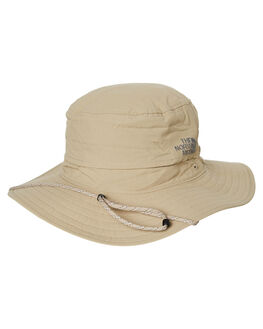 DUNE BEIGE MENS ACCESSORIES THE NORTH FACE HEADWEAR - NF00CF7T24Y