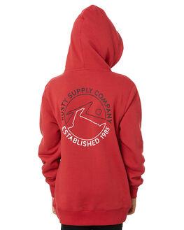CARDINAL KIDS BOYS RUSTY JUMPERS + JACKETS - FTB0279CDL