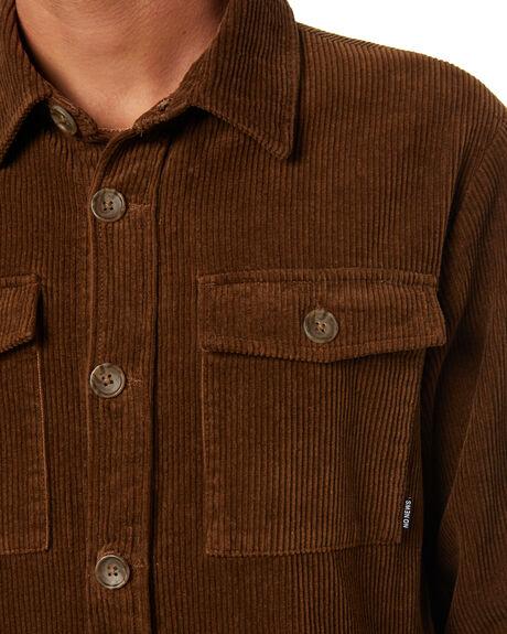 COFFEE MENS CLOTHING NO NEWS JACKETS - N5214381COF