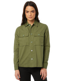 SURPLUS GREEN OUTLET WOMENS BILLABONG JACKETS - 6585891GREEN
