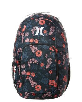 BLACK LT WILD MANGO WOMENS ACCESSORIES HURLEY BAGS - ZQ011024