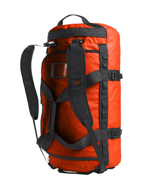PERSIAN ORANGE MENS ACCESSORIES THE NORTH FACE BAGS + BACKPACKS - NF0A3ETQ3LZ