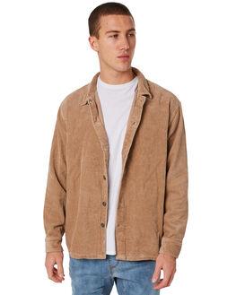LIGHT FENNEL MENS CLOTHING RUSTY SHIRTS - WSM0821LFN