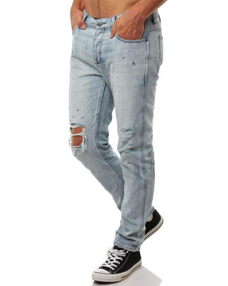ILLUSION MENS CLOTHING WRANGLER JEANS - W-901177-EY6ILLUS