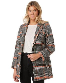 POSITANO TWEED WOMENS CLOTHING NEUW JACKETS - 38270-4553