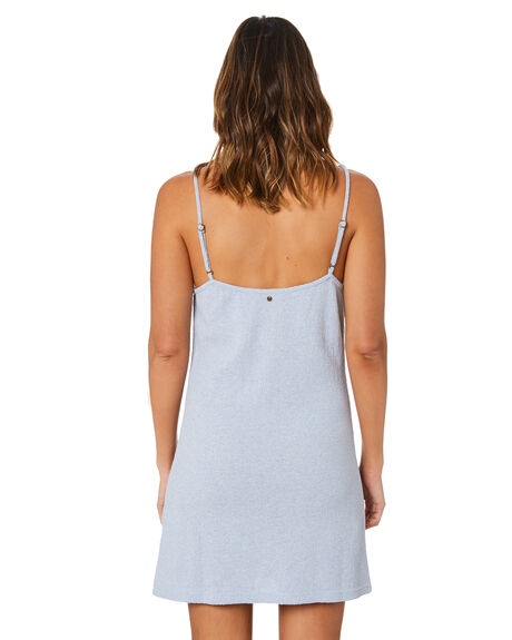 BLUE FOG WOMENS CLOTHING RUSTY DRESSES - DRL1096BFG