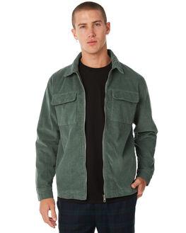 GREEN MENS CLOTHING NO NEWS JACKETS - N5183381GREEN